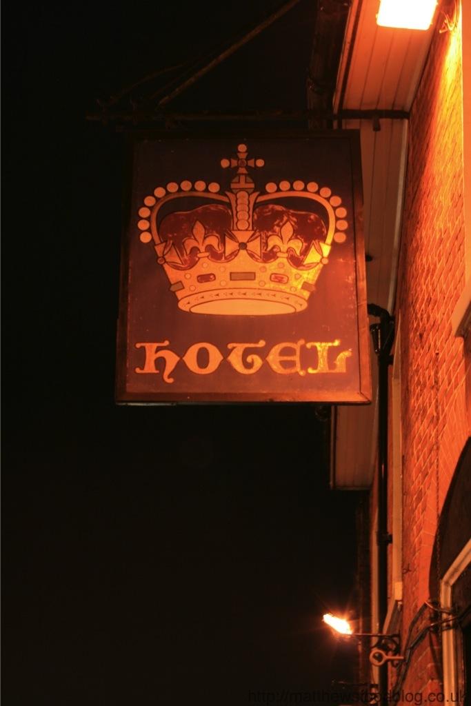 the crowne inn case study