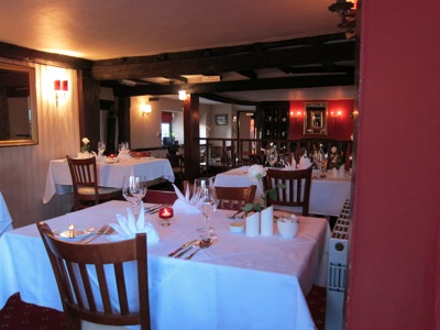 The Thatched Cottage Restaurant - Newton Abbot - Room