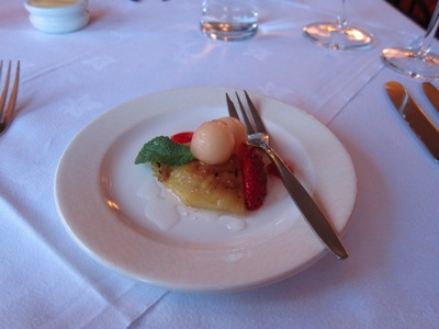 The Thatched Cottage Restaurant - Newton Abbot - Amuse Bouche