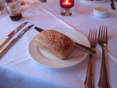 The Thatched Cottage Restaurant - Newton Abbot - Bread