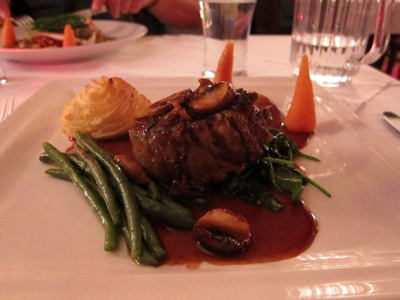 The Thatched Cottage Restaurant - Newton Abbot - Fillet Steak