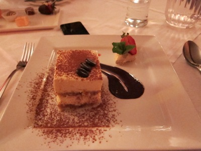 IMG The Thatched Cottage Restaurant - Newton Abbot - Tiramisu