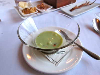 The Elephant Restaurant - The Room - Torquay - Amuse Bouche