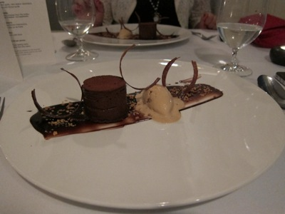 The Elephant Restaurant - The Room - Torquay - Chocolate