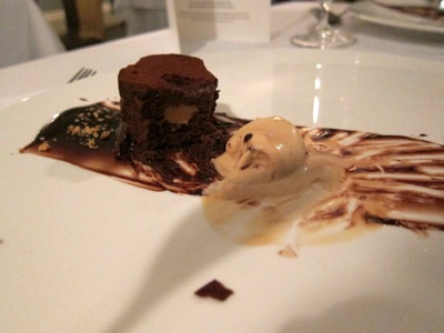 The Elephant Restaurant - The Room - Torquay - Chocolate1